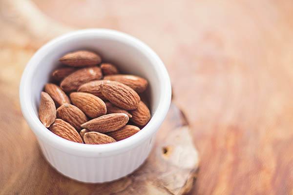Des amandes, excellentes sources de protéines