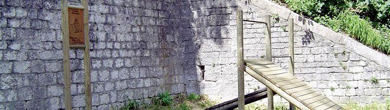 Un équipement du parcours santé de la bastille