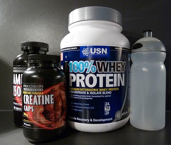 Exemples de protéines